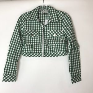 Urban Outfitters Cropped Jacket/Top